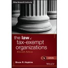 The Law of Tax-Exempt Organizations, 11th Edition