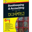 Bookkeeping & Accounting All-in-One For Dummies, UK Edition
