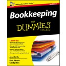 Bookkeeping For Dummies, 4th UK Edition