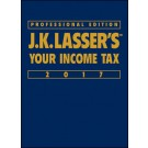 J.K. Lasser's Your Income Tax 2017, Professional Edition