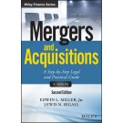 Mergers and Acquisitions: A Step-by-Step Legal and Practical Guide, 2nd Edition