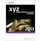 2013 XYZ Model Financial Accounts Workbook