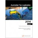 Australian Tax Legislation 2014 Volume 4 (Superannuation)