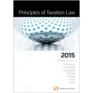 Principles of Taxation Law 2015