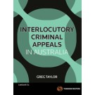 Interlocutory Criminal Appeals in Australia