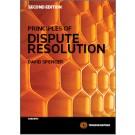 Principles of Dispute Resolution