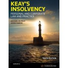 Keay's Insolvency: Personal & Corporate Law & Practice, 10th Edition