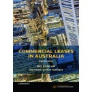 Commercial Leases in Australia, 8th Edition
