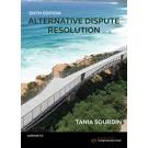 Alternative Dispute Resolution, 6th Edition