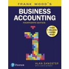 Frank Wood's Business Accounting, Volume 1 (14th Edition)