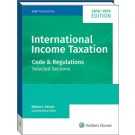 International Income Taxation: Code and Regulations--Selected Sections (2018-2019)