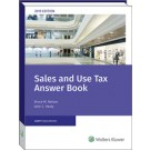 Sales and Use Tax Answer Book (2019)