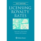 Licensing Royalty Rates, 2017 Edition
