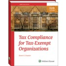 Tax Compliance for Tax Exempt Organizations (2019)