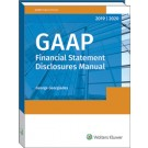 GAAP Financial Statement Disclosures Manual (2019-2020)