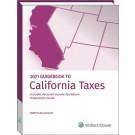 Guidebook to California Taxes (2021)