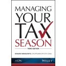 Managing Your Tax Season, 3rd Edition