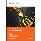 Thornton's Malaysian Tax Commentaries, 6th Edition