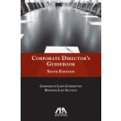 Corporate Director's Guidebook, 6th Edition