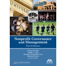 Nonprofit Governance and Management, Third Edition
