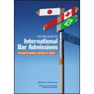 The ABA Guide to International Bar Admissions