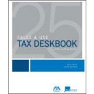 Sales & Use Tax Deskbook, 2011-2012 Edition (with CD-ROM)