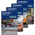 Blackstone's Police Q&A: Four Volume Pack 2022