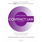 Concentrate: Contract Law, 5th Edition