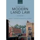 Modern Land Law, 6th Edition