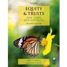 Equity & Trusts: Text, Cases, and Materials, 2nd Edition