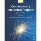 Contemporary Intellectual Property: Law and Policy, 4th Edition