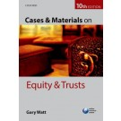 Todd & Watt's Cases and Materials on Equity and Trusts, 10th Edition