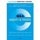 Concentrate Q&A: Equity and Trusts
