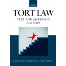 Tort Law: Text and Materials, 6th Edition