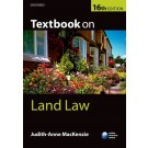 Textbook on Land Law, 17th Edition