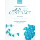 Koffman & Macdonald's Law of Contract, 9th Edition