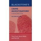 Blackstone's Crime Investigator's Handbook, 2nd Edition