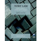 Tort Law: Text, Cases and Materials, 4th Edition