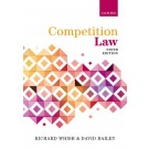 Competition Law, 9th Edition