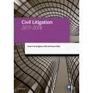 LPC: Civil Litigation Handbook 2017-2018