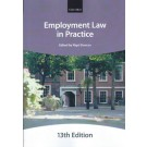 Bar Manual: Employment Law in Practice, 13th Edition