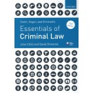 Smith & Hogan's Essentials of Criminal Law, 2nd Edition