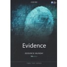Core Text: Evidence, 9th Edition