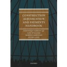 Construction Adjudication and Payments Handbook, 2nd Edition