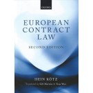 European Contract Law, 2nd Edition