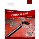 Complete Criminal Law Text, Cases, and Materials, 6th Edition