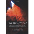 Legitimacy Gap: Secularism, Religion, and Culture in Comparative Constitutional Law