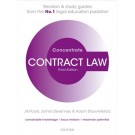 Concentrate: Contract Law, 3rd Edition