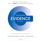 Concentrate: Evidence, 5th Edition