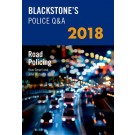 Blackstone's Police Q&A: Road Policing 2018